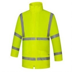 hi vis aquathane jacket