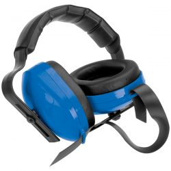 Blue Ear Defender