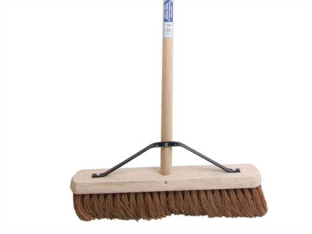 Coco Broom With Handle