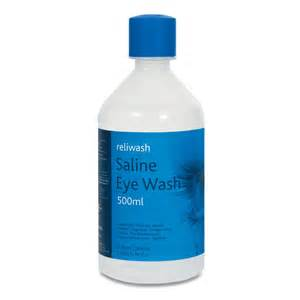 Eye Wash Solution