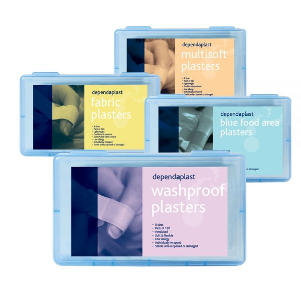 Boxed Assorted Plasters