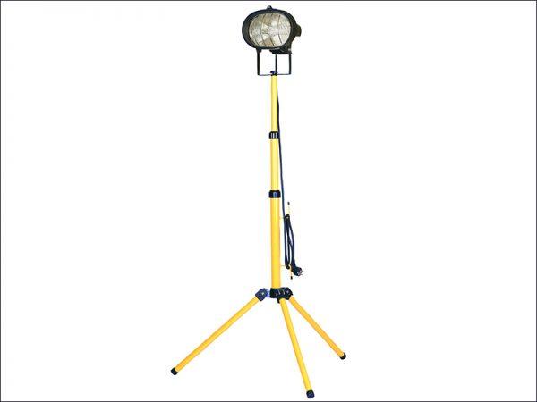 Single Tripod Site Light