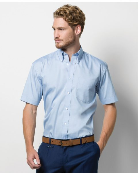 Short Sleeve Oxford Shirt
