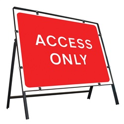 Access Only With Frame