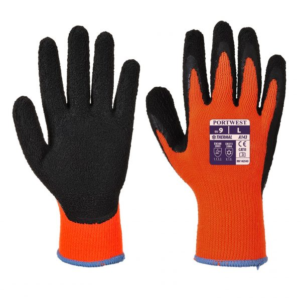 Thermal Soft Grip Glove