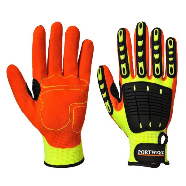 Anti Impact Grip Glove