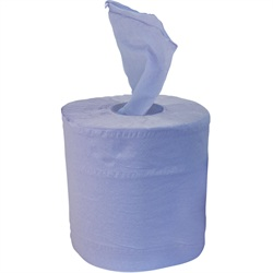 Centre Feed Towels Blue