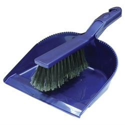 Dustpan & Brush Plastic