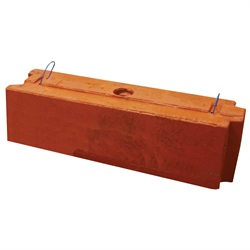 Melba Log 1m Red