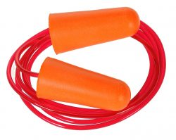 Corded PU Foam Ear Plug