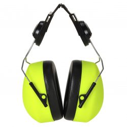 Clip-on Hi-Vis Ear Protector