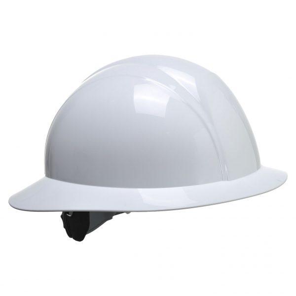 Full Brim Future Helmet