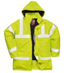 Bizflame Rain Hi-Vis Antistatic FR Jacket