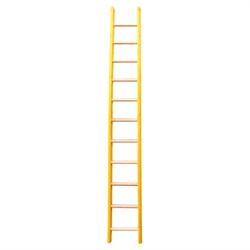 Ladder Pole 6m Wooden