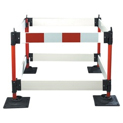 Safefold Barrier System 2 Metre