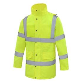 HI VIS Waterproof Jacket
