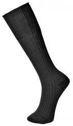 Black Combat Socks
