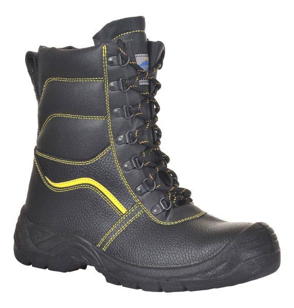 Steelite Fur Lined Protector Boot