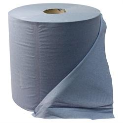 Monster Roll Towel Blue