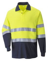 Flame Resistant Anti-Static Polo